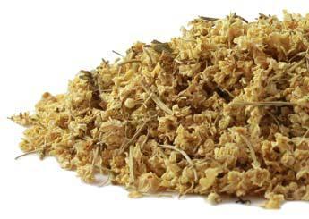 Dried elderflower